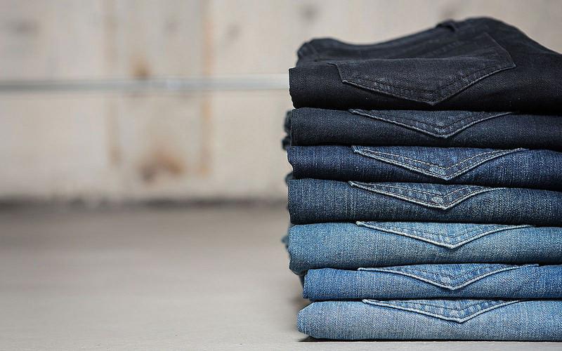 Xưởng chuyên sỉ quần Jean xuất nhập khẩu tại TP. HCM 9