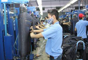 Xưởng chuyên sỉ quần Jean xuất nhập khẩu tại TP. HCM 7